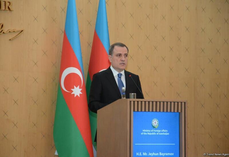 Мины - самое большое препятствие для восстановительных работ на освобожденных землях Азербайджана