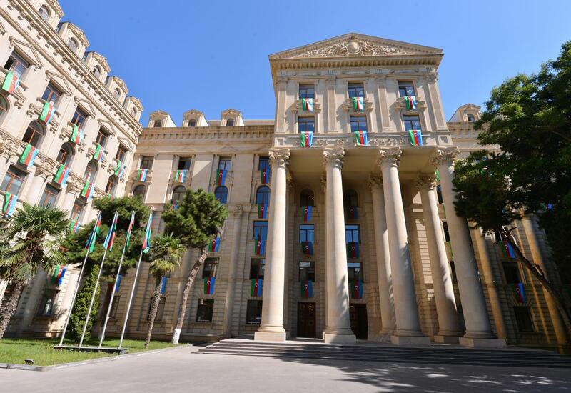 МИД Азербайджана распространил заявление в связи с гибелью азербайджанского военнослужащего