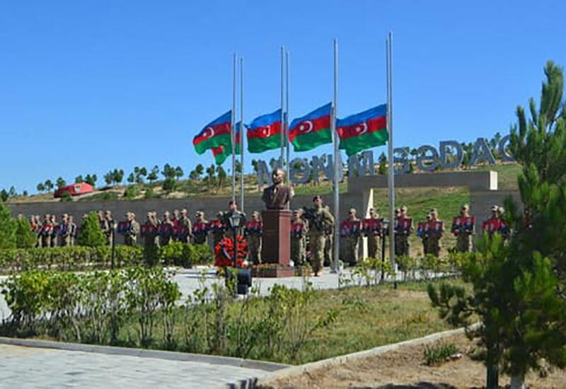 Командующий силами специального назначения ВС Азербайджана встретился с ветеранами