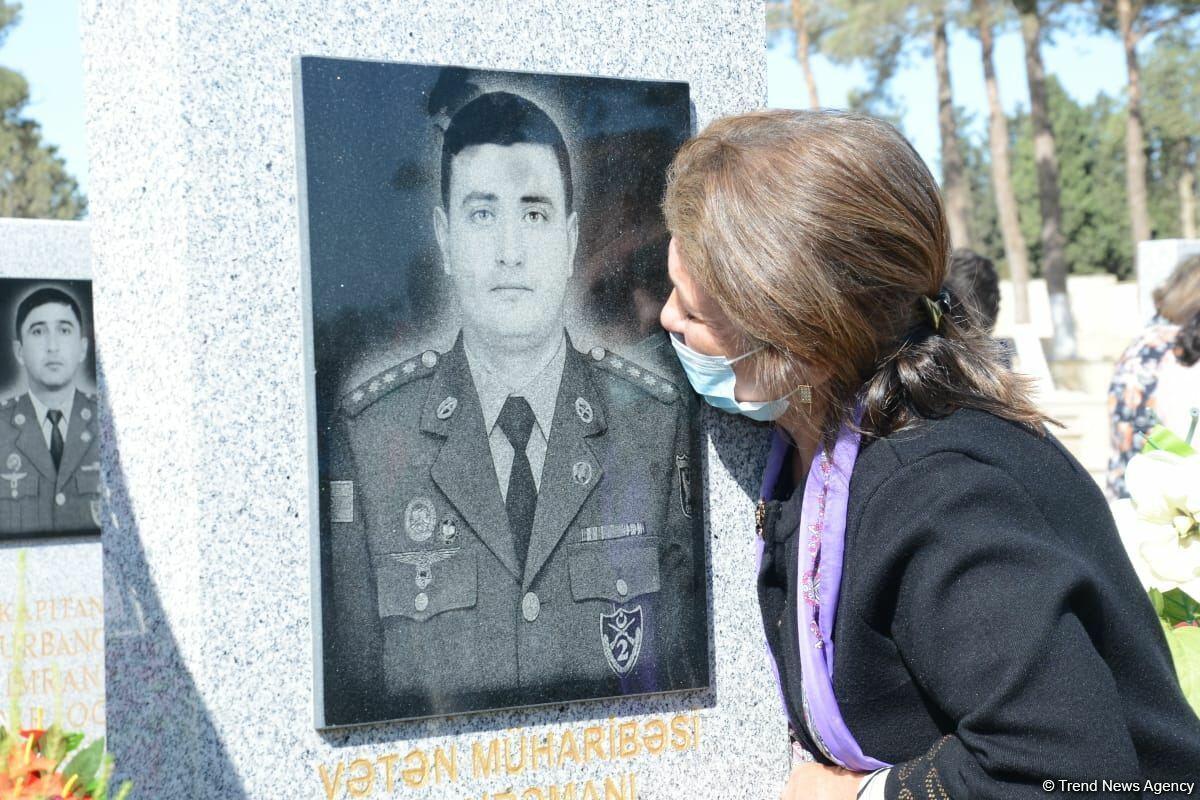 Азербайджанский народ чтит память своих шехидов