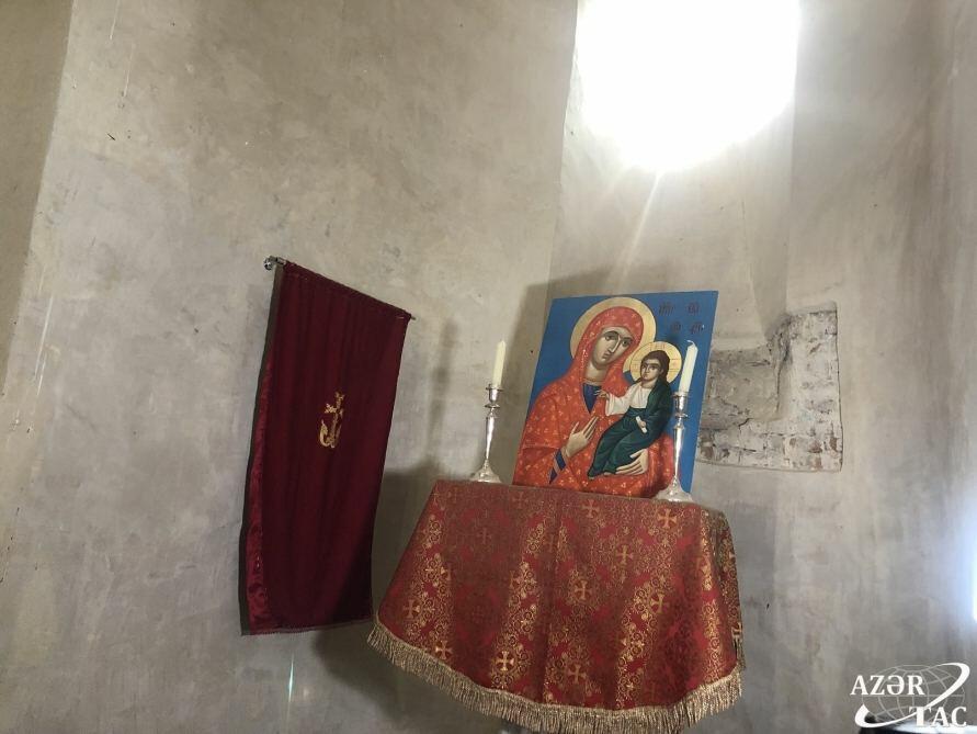В Худавенгском монастыре в Кяльбяджаре почтили память шехидов