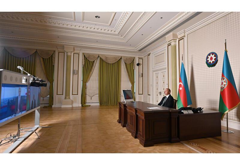 Президент Ильхам Алиев: В моей президентской практике у меня никогда не было телефонного разговора ни с одним руководителем Армении