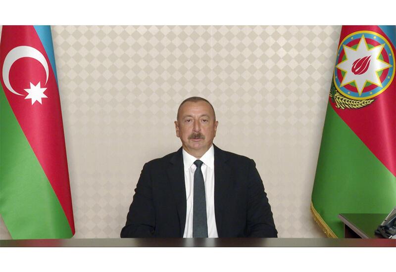 Президент Ильхам Алиев о встрече с Николом Пашиняном: Если сопредседатели Минской группы выступят с предложением о такой встрече, то мы, конечно, не будем против