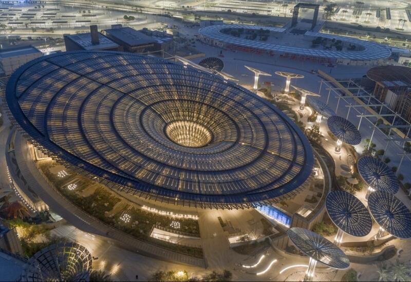 Израиль впервые принимает участие в выставке Expo Dubai
