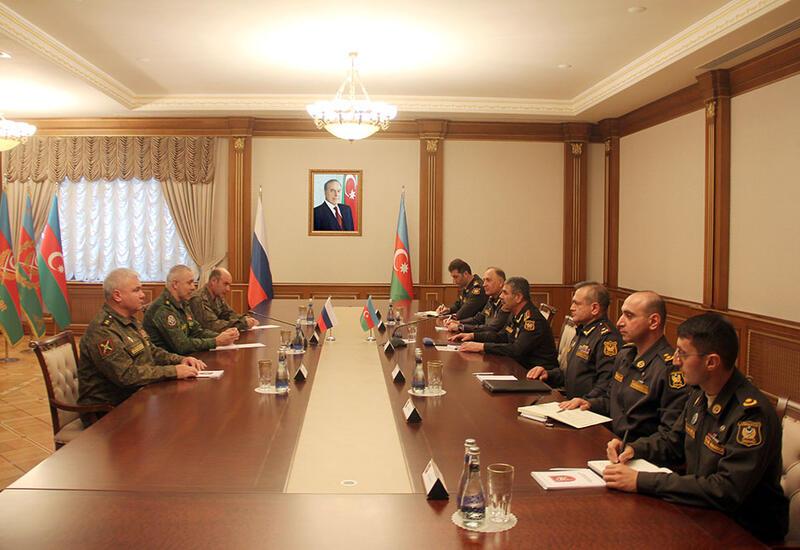 Закир Гасанов  обсудил ситуацию в Карабахе с новым командующим российских миротворцев