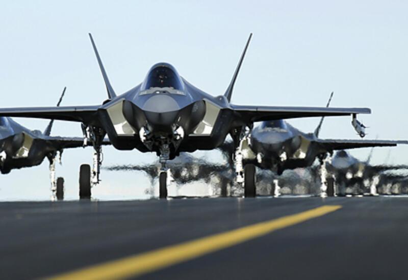 США сократят поставки F-35