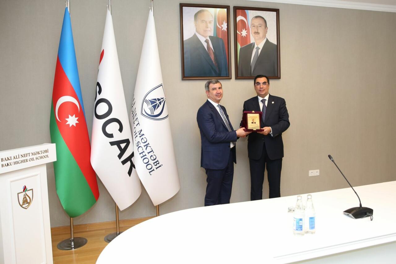 Министр нефти Ирака посетил БВШН