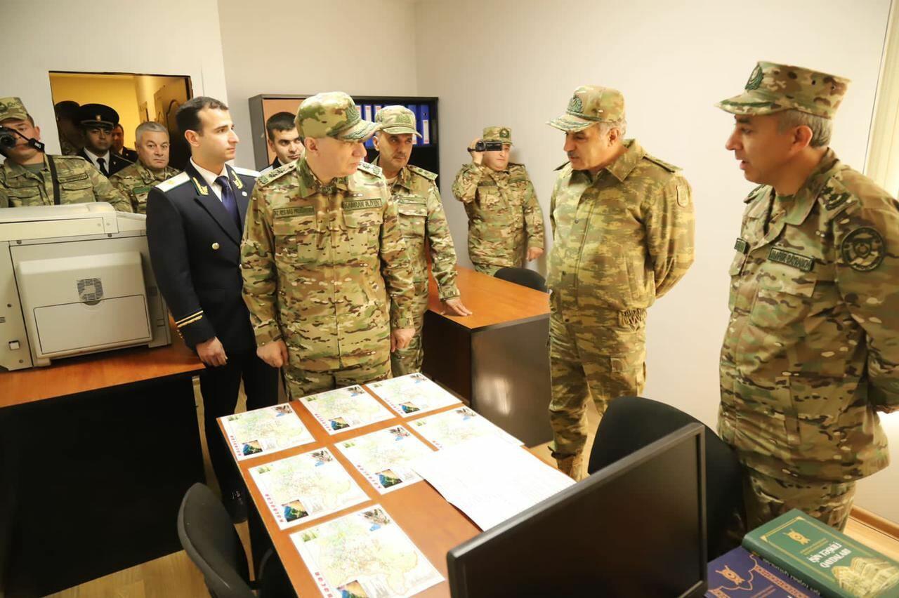 В Кяльбаджаре и Губадлы открылись административные здания военных прокуратур