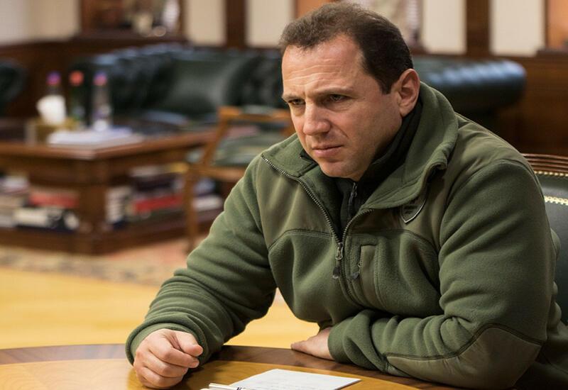 Задержан экс-министр обороны Армении Давид Тоноян