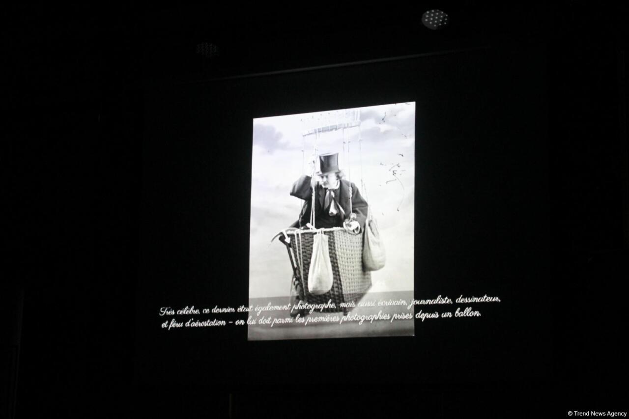 Баку 1890 года и уникальные работы Поля Надара – фильм об известном французском фотографе показали в YARAT