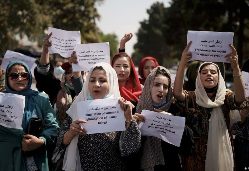 Лидеры стран G20 призвали защищать права женщин в Афганистане