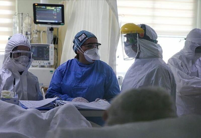 В Грузии за сутки выявлены более 1700 новых случаев заражения коронавирусом