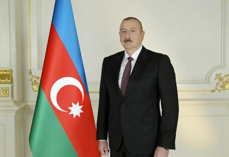 Президент Ильхам Алиев выделил средства на строительство здания школы в Джебраиле