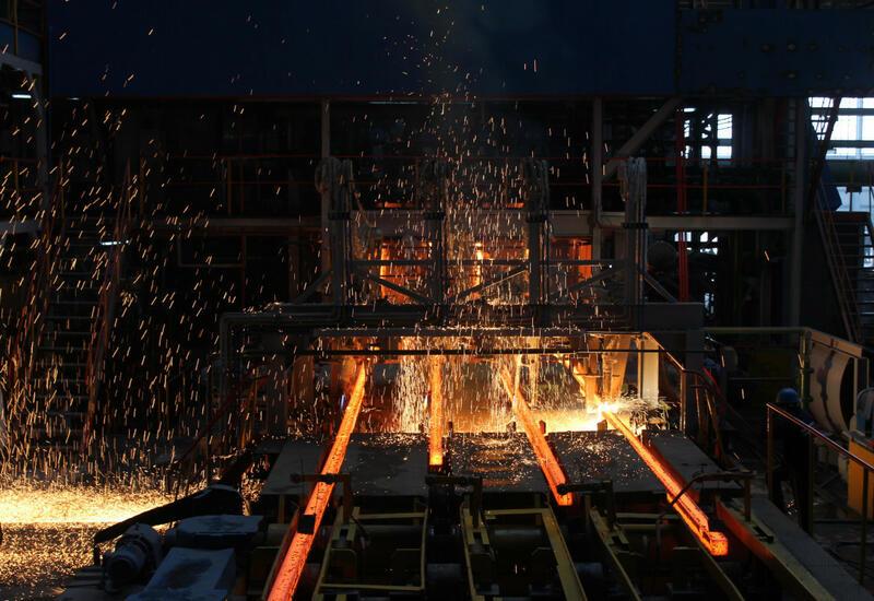 В Баку резко возросло промышленное производство