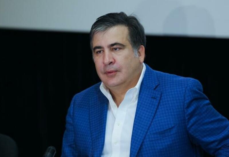 Задержан экс-президент Грузии Михаил Саакашвили