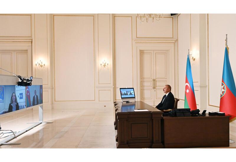 Президент Ильхам Алиев: Мы готовы воспользоваться этими возможностями и доверяем Европейскому Союзу как честному посреднику