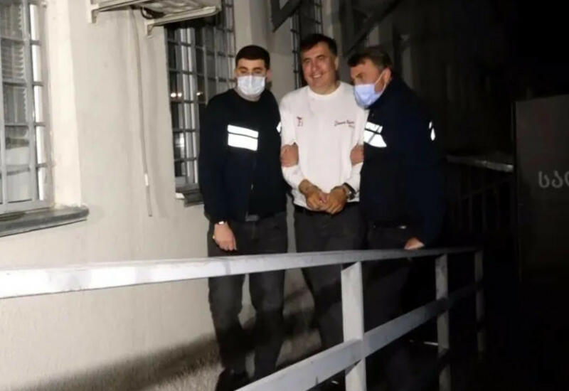 Задержанием Саакашвили предотвращены беспорядки в стране