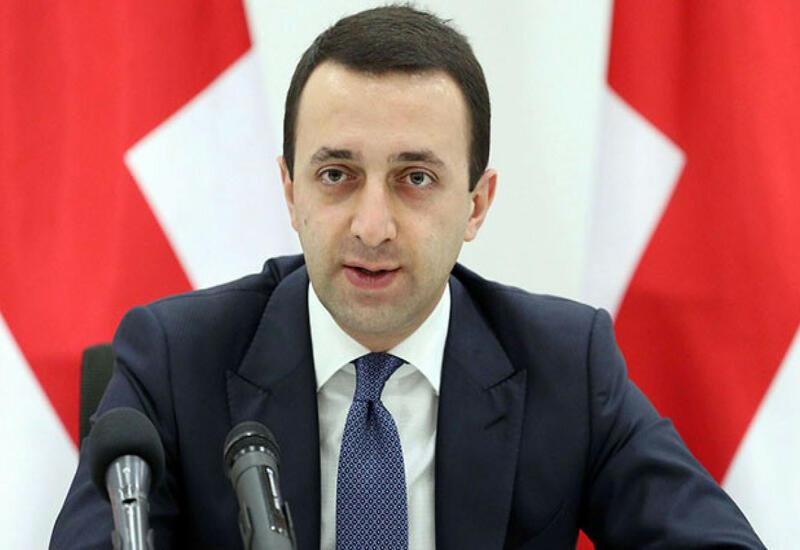 Ираклий Гарибашвили поблагодарил Украину в связи с делом Саакашвили