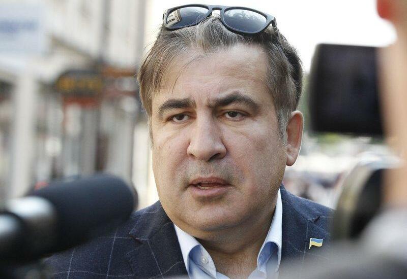 В Грузии заявили, что силовые структуры знали о приезде Саакашвили