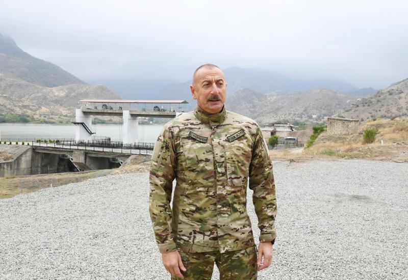 Президент Ильхам Алиев: Именно Кочарян протаскивал Сержика на должности