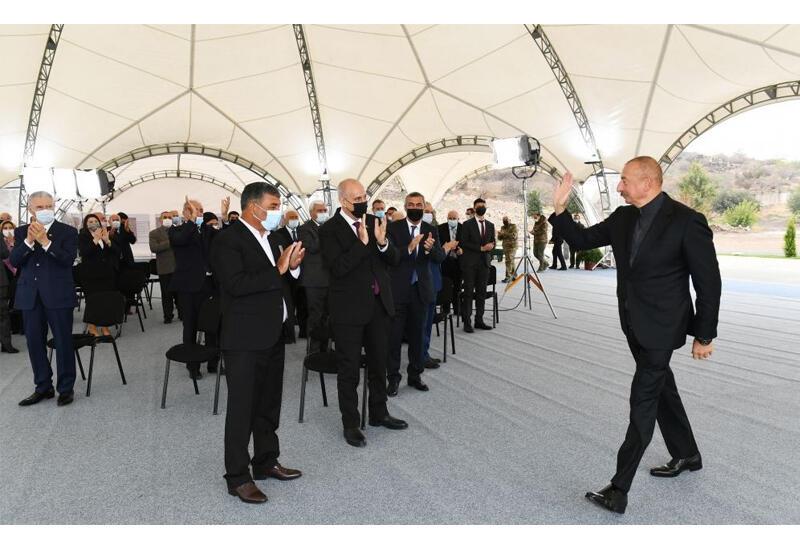 Президент Ильхам Алиев: Азербайджан проводит независимую политику, и никто не должен вмешиваться в наши внутренние дела