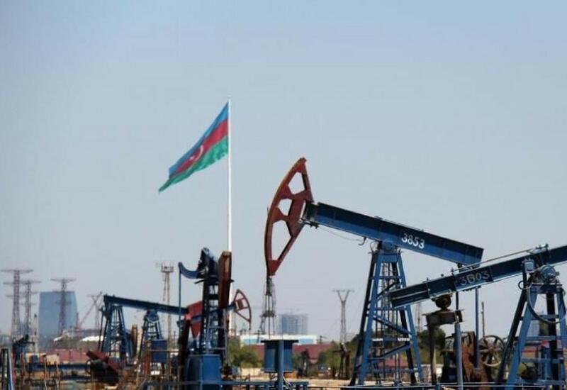 Средняя цена азербайджанской нефти в этом году выросла на 58%