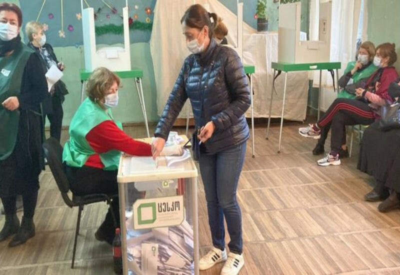 В Грузии обнародованы результаты местных выборов