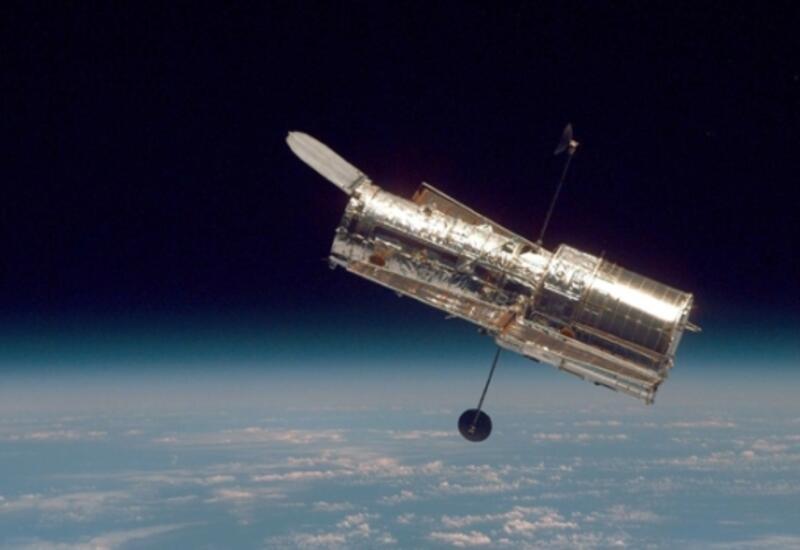 Телескоп Хаббл сфотографировал драматическое рождение звезды