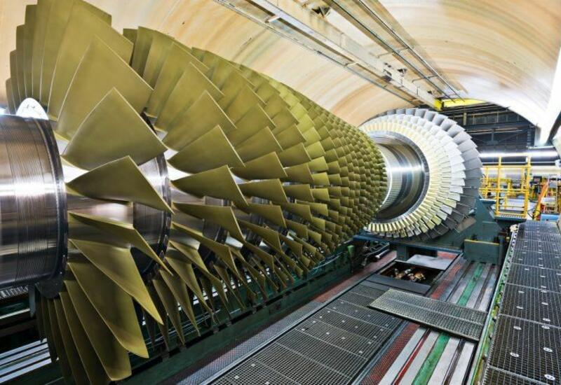 Немецкие компании запустят в Азербайджане газотурбинную установку