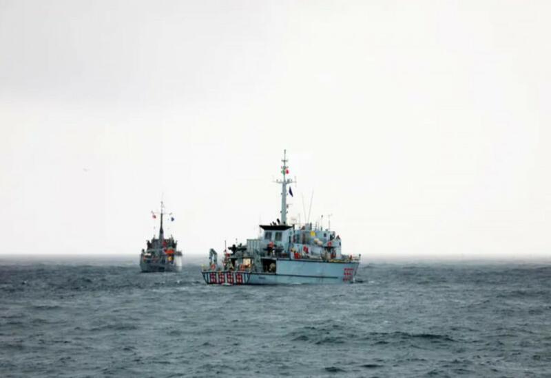 В Черном море прошли совместные учения НАТО и Грузии