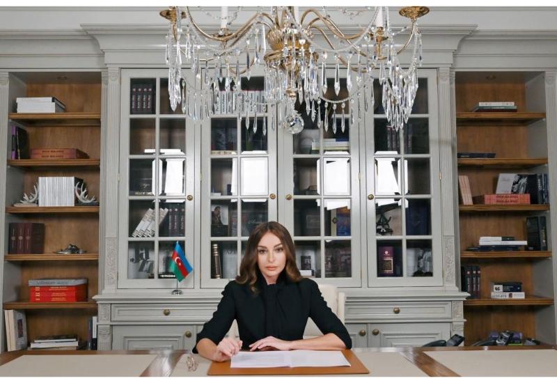 Хроника Победы: Обращение Первого вице-президента Мехрибан Алиевой к азербайджанскому народу от 5 октября 2020 года