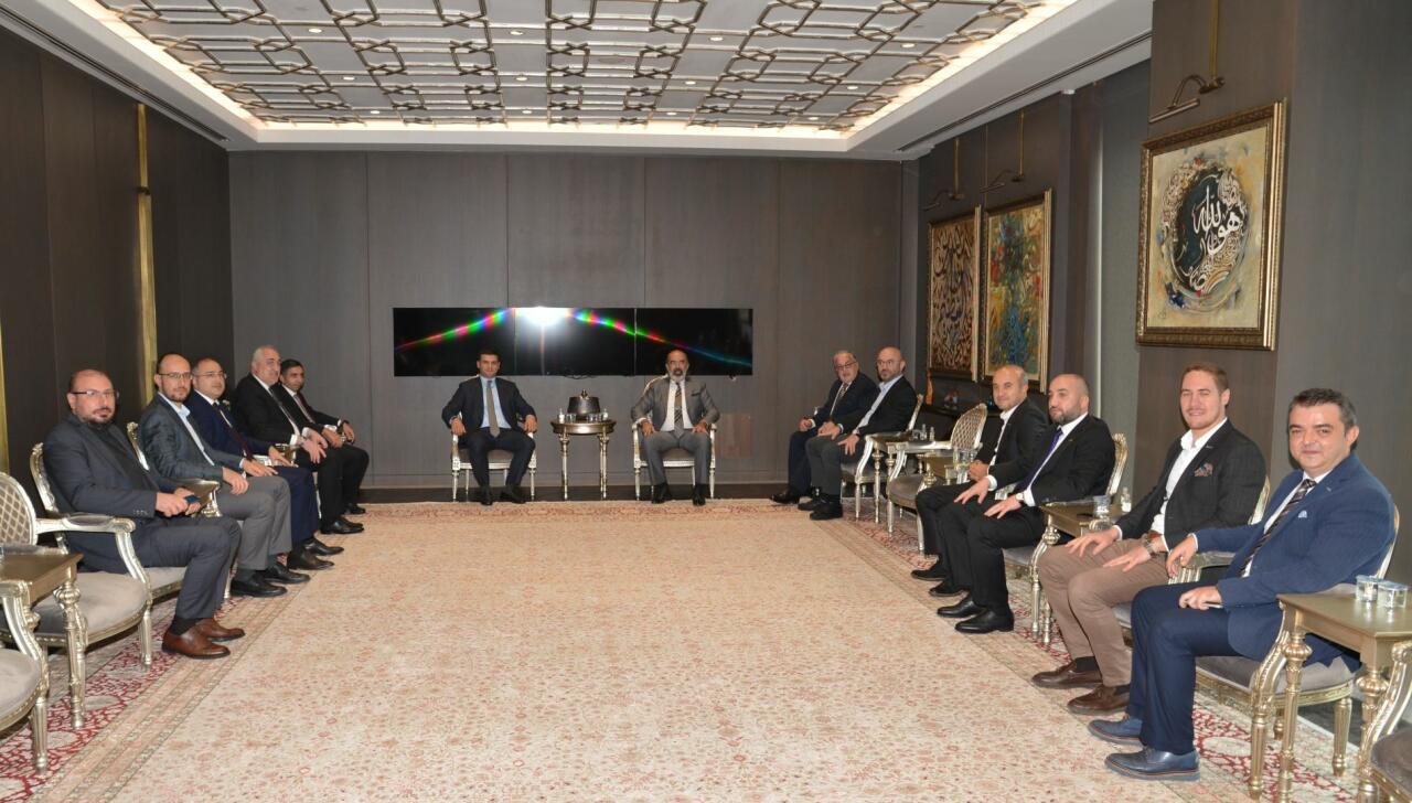 Агентство по развитию МСБ и MÜSİAD проведут в Баку Международный бизнес-форум