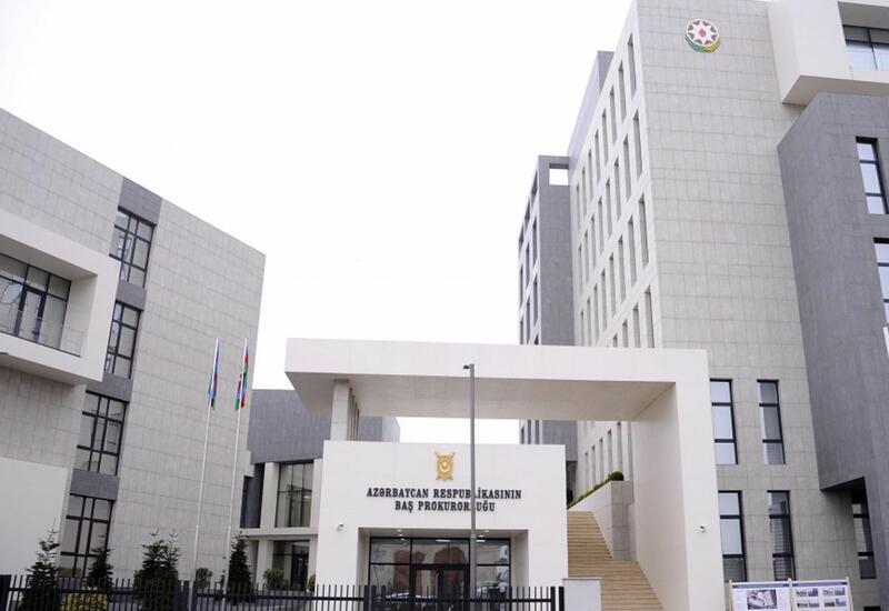Генпрокуратура распространила информацию в связи с годовщиной ракетного обстрела Арменией Гянджи
