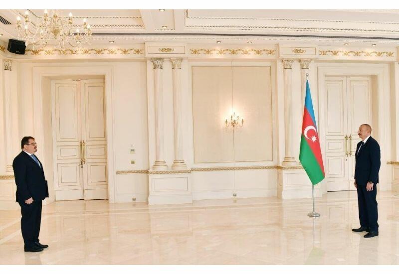 Президент Ильхам Алиев: Мы планируем работать вместе с Европейским Союзом над расширением географии наших поставок газа