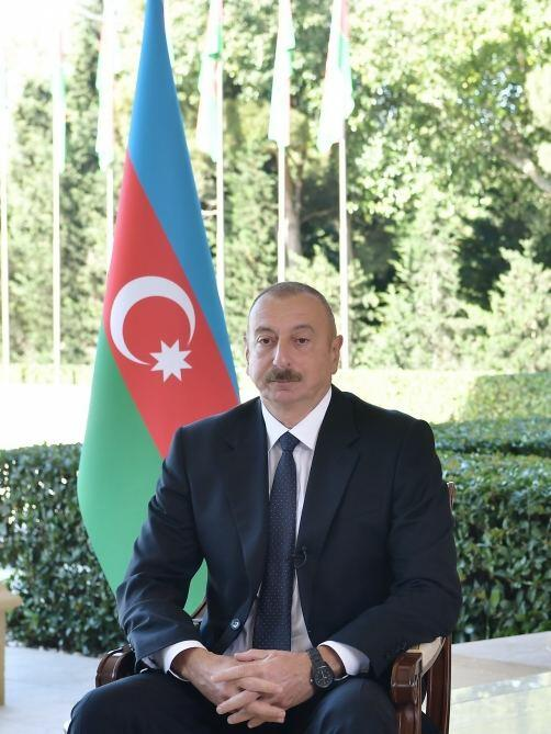 Хроника Победы: Интервью Президента Ильхама Алиева телеканалу CNN-Türk от 7 октября 2020 года