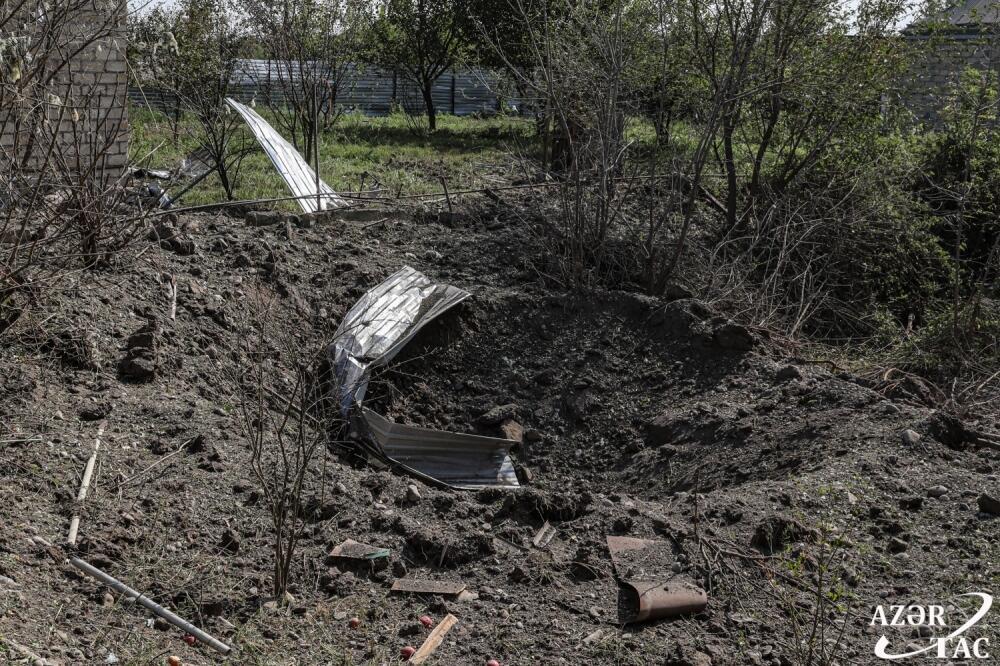 Прошел год как Армения обстреляла Барду из тяжелой артиллерии