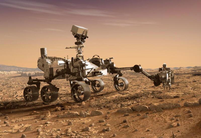 Марсоход НАСА приостановил работу на Красной планете