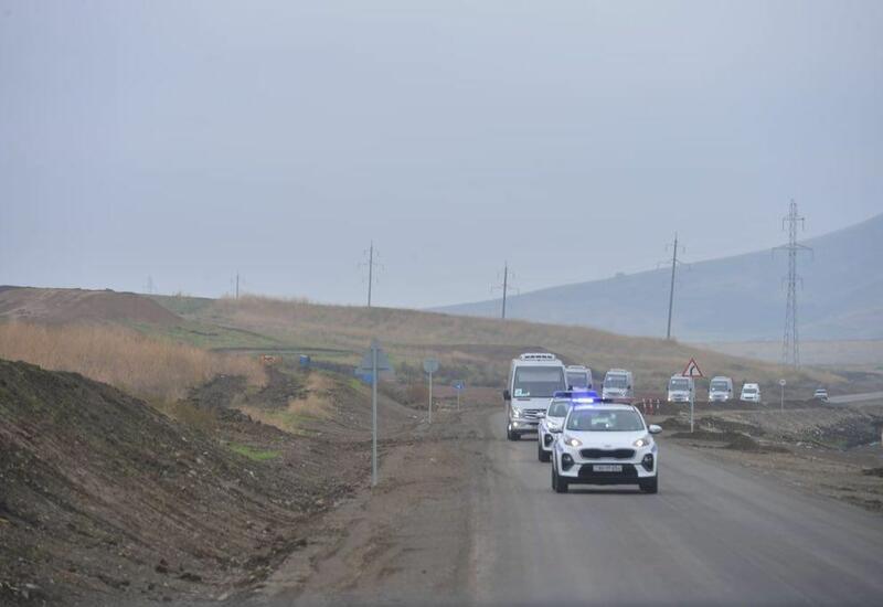 Иностранные дипломаты знакомятся с восстановительными работами в Шуше