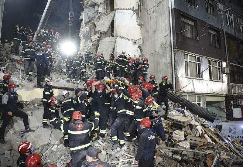 Число жертв обрушения дома в Батуми возросло до восьми