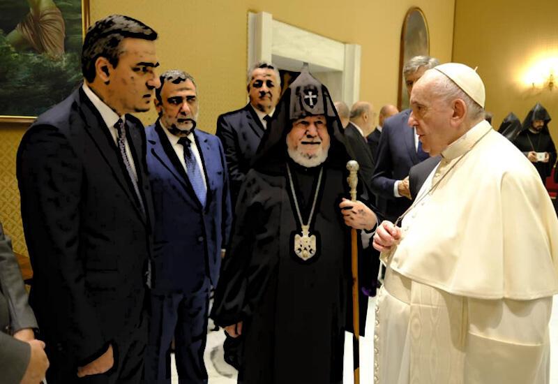 Превратим мечети в свинарник и побежим к Папе Римскому
