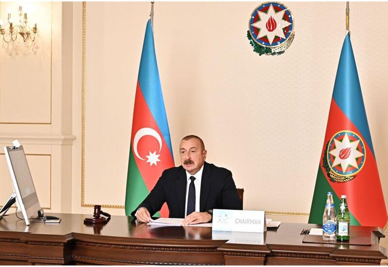 Президент Ильхам Алиев: Азербайджан как председатель Движения неприсоединения не пожалеет усилий для дальнейшего усиления его роли