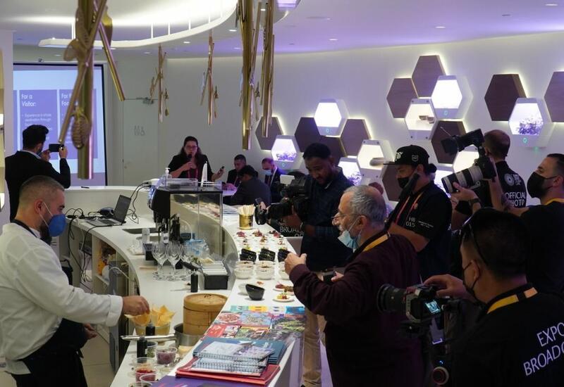 На международной выставке «Expo 2020 Dubai» началась неделя азербайджанского туризма