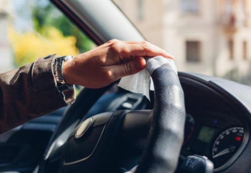Почему салон автомобиля нельзя протирать спиртом и влажными салфетками