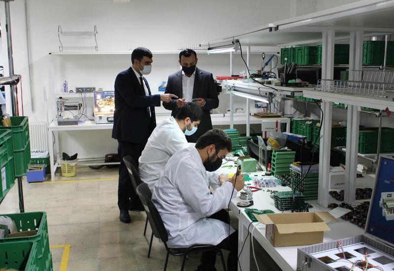 Агентство по развитию МСБ Азербайджана продолжает проводить исследования внутреннего рынка