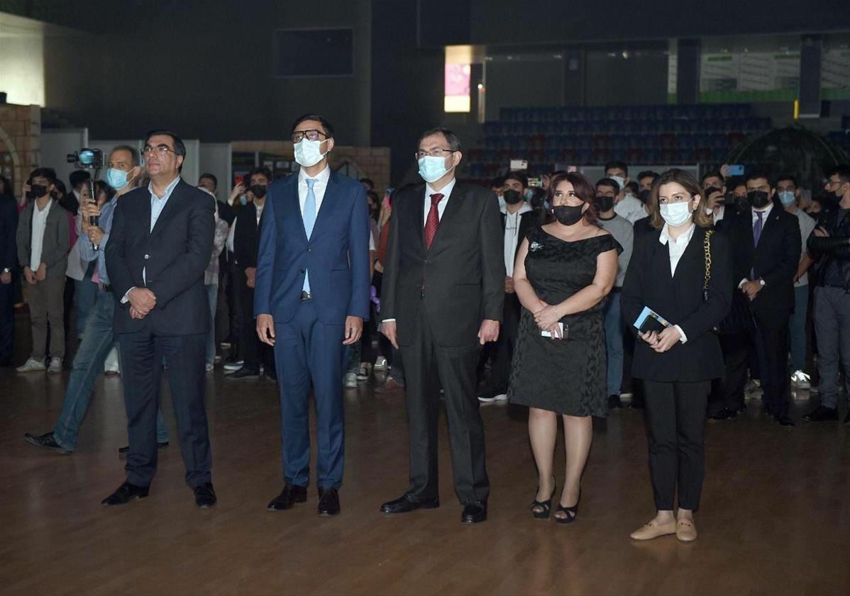 Студенты Бакинской высшей школы нефти стали победителями конкурса «Есть идея!»