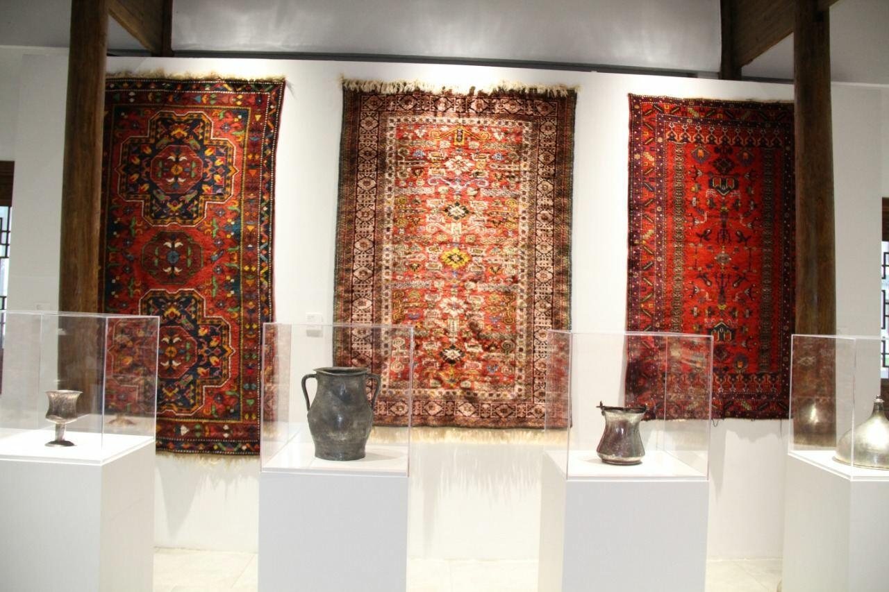 """В парке культуры """"Древние поселения"""" в Китае открылся азербайджанский павильон, созданный Фондом Гейдара Алиева"""