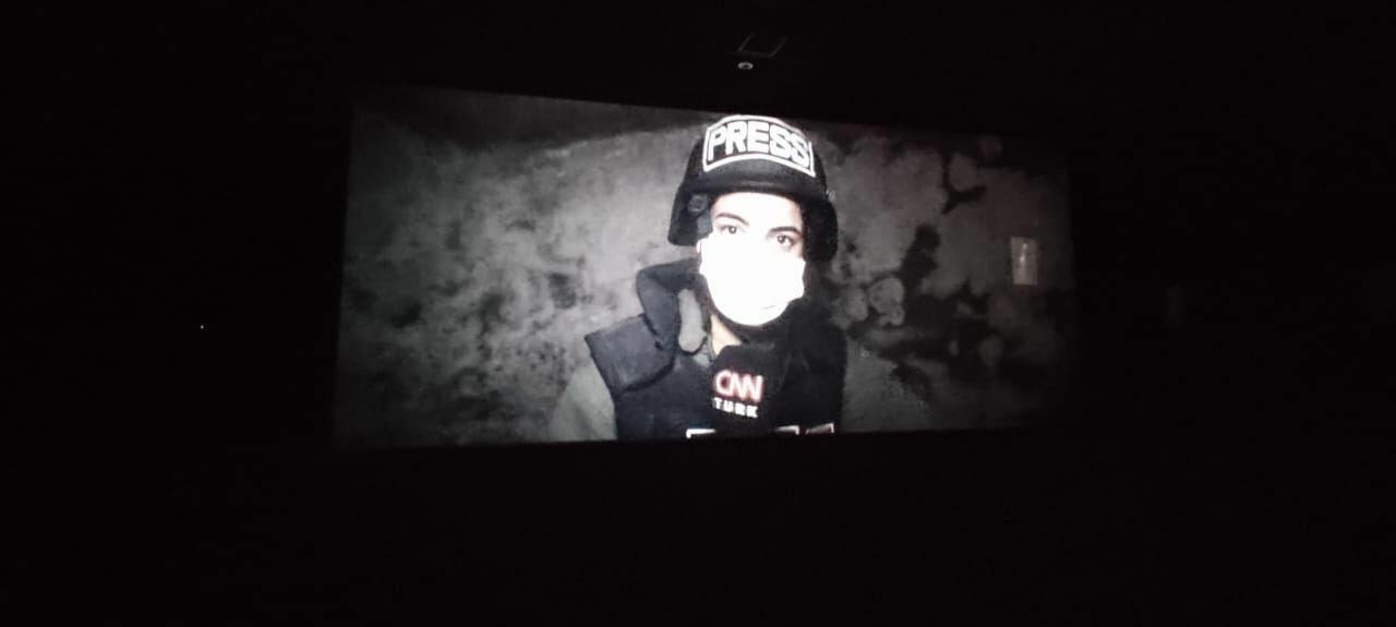 В Турции прошли премьерные показы фильма о журналистке, ставшей очевидцем 44-дневной Отечественной войны
