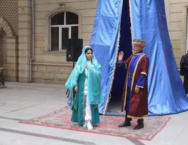 В Гяндже состоялось общегородское мероприятие, посвященное 880-летию Низами Гянджеви