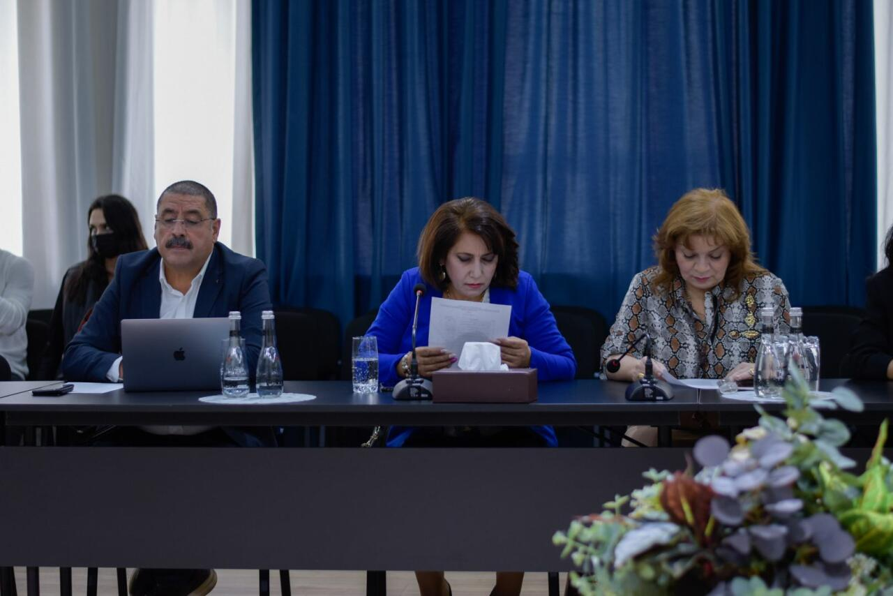 В Фонде возрождения Карабаха обсудили озеленение региона