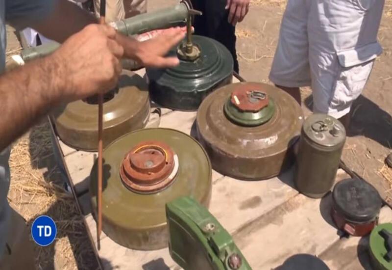 Военные преступления Армении широко освещены на колумбийском телевидении